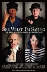 See What I'm Saying: The Deaf Entertainers Documentary Posteri