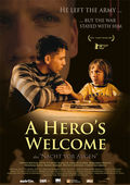 A Hero's Welcome Posteri