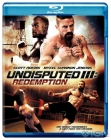 Undisputed III: Redemption Posteri