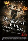 Resident Evil: Afterlife Posteri