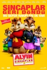Alvin and the Chipmunks: The Squeakquel Posteri