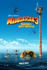 Madagascar 3: Europe's Most Wanted Posteri