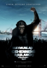 Rise of the Planet of the Apes Posteri