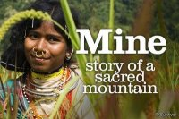 Mine: Story of a Sacred Mountain Posteri
