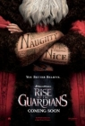 Rise of the Guardians Posteri
