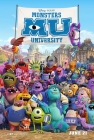 Monsters University Posteri