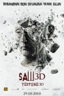 Saw 3D: The Final Chapter Posteri