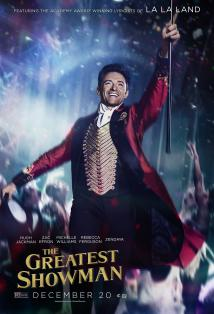 The Greatest Showman Posteri