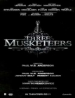 The Three Musketeers Posteri