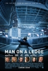 Man on a Ledge Posteri