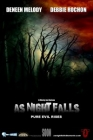 As Night Falls Posteri