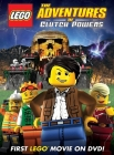 Lego: The Adventures of Clutch Powers Posteri