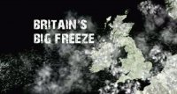 Britain's Big Freeze Posteri
