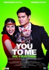 You to Me Are Everything Posteri