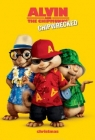 Alvin and the Chipmunks: Chipwrecked Posteri
