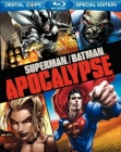 Superman/Batman: Apocalypse Posteri