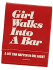 Girl Walks Into a Bar Posteri