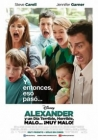Alexander and the Terrible, Horrible, No Good, Very Bad Day Posteri