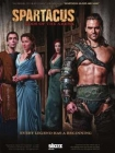 Spartacus: Gods of the Arena Posteri
