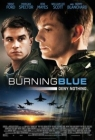 Burning Blue Posteri