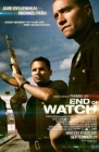 End of Watch Posteri