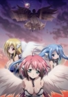 Heaven's Lost Property the Movie: The Angeloid of Clockwork Posteri
