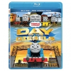 Thomas & Friends: Day of the Diesels Posteri