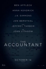 The Accountant Posteri