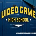 Video Game High School Posteri