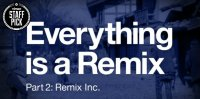 Everything Is a Remix, Part 2: Remix, Inc. Posteri