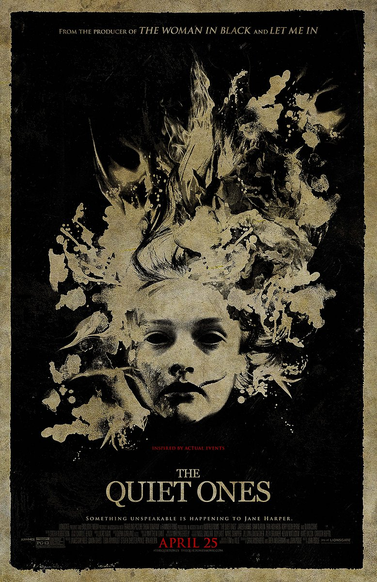 The Quiet Ones Posteri
