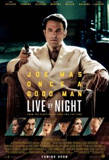 Live by Night Posteri