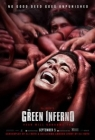 The Green Inferno Posteri
