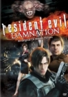 Resident Evil Damnation: The DNA of Damnation Posteri