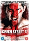 Green Street 3: Never Back Down Posteri