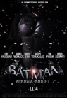 Batman: Arkham Knight Posteri