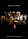 War for the Planet of the Apes Posteri