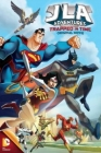 JLA Adventures: Trapped in Time Posteri