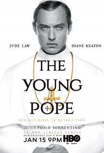 The Young Pope Posteri