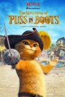 The Adventures of Puss in Boots Posteri