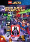 Lego DC Comics Super Heroes: Justice League vs. Bizarro League Posteri