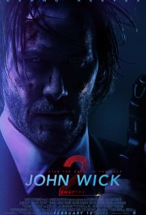 John Wick: Chapter 2 Posteri