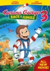 Curious George 3: Back to the Jungle Posteri