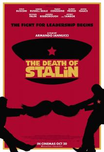 The Death of Stalin Posteri