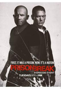 Prison Break: Resurrection Posteri