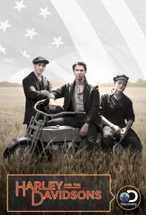 Harley and the Davidsons Posteri