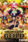 One Piece Film Gold Posteri