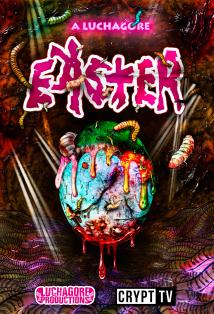 A Luchagore Easter Posteri