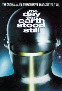 The Day the Earth Stood Still posteri