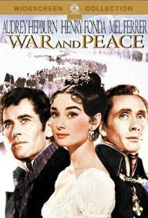 War and Peace posteri